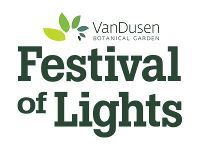 VanDusen Botanical Garden - Festival of Light